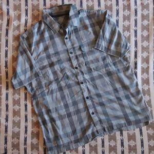 Woolrich Short Sleeve Button-up